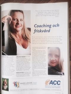 Med hjälp av coaching så kan du må så mycket bättre!